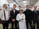 Číst dál: Odborná exkurze třídy oboru Gastronomie